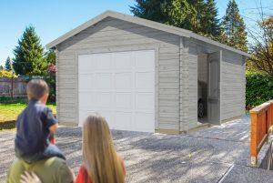 Modest Villa - Garage 214