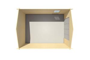 Garage 214 Floor Plan