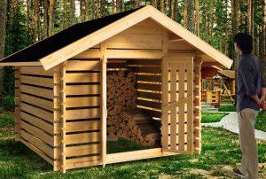 Storage 62b - Traditional Style Wooden Storage