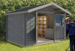 Storage 81 - Traditional Style Wooden Storage