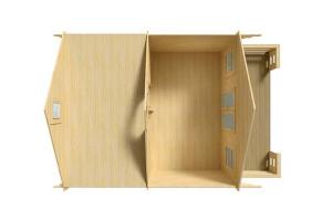 Little Villa 307 Floor Plan